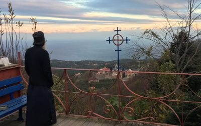 The Guardian : Ukraine-Russia tensions reach Greece's holy Mount Athos
