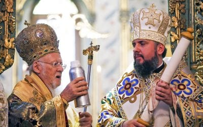 The Guardian view on the Orthodox schism: theology and low politics
