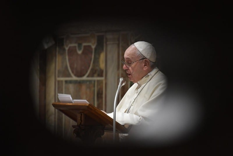 ADDRESS OF HIS HOLINESS POPE FRANCIS TO THE MEMBERS OF THE DIPLOMATIC CORPS ACCREDITED TO THE HOLY SEE FOR THE TRADITIONAL EXCHANGE OF NEW YEAR GREETINGS